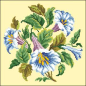 1840 trumpet flowers