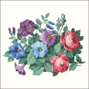Heinrich Keuhn 15431 Pink Roses