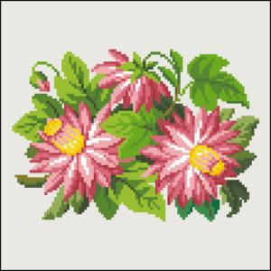 Pink Trumpet flowerstxt