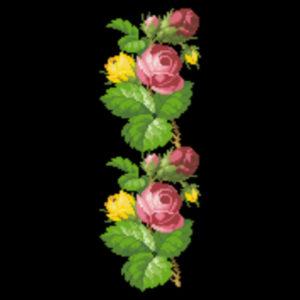 Rosebud Bellpull