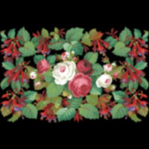 Roses_and_Fuschia carpet