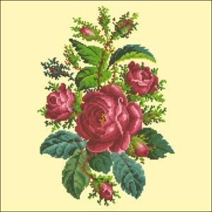 Sajou Roses Swag