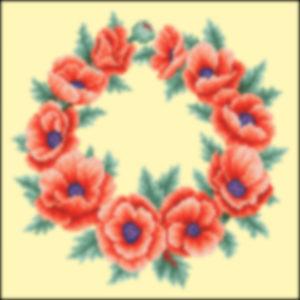 poppy wreath2 alternate